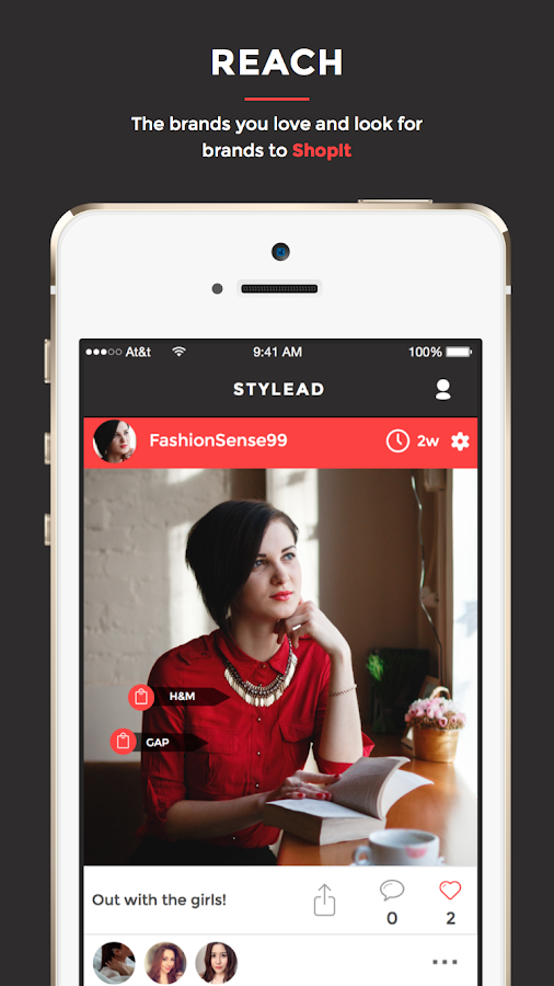 Stylead - Fashion Style & Tips- screenshot