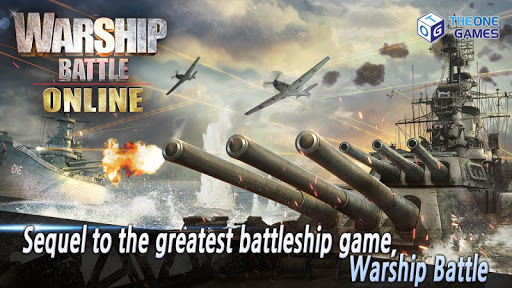 WARSHIP BATTLE ONLINE 0.5.5 screenshots 1