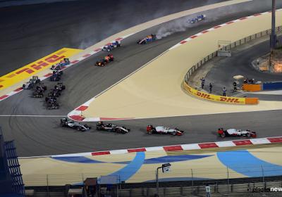 Opgepast!  Andere starttijden voor kwalificaties en race in Bahrein dit weekend