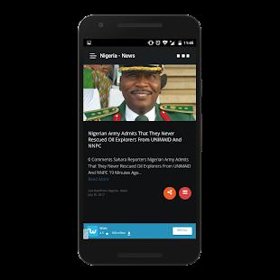 Afro News - náhled