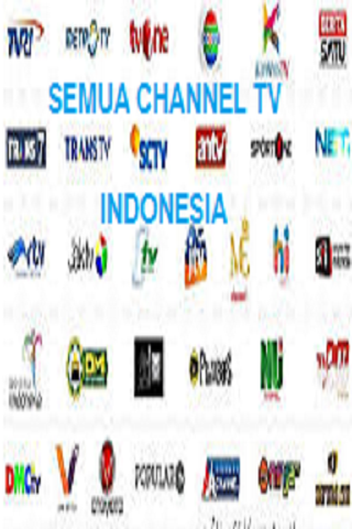 ALL CHANNEL TV INDONESIA 7.0.0 screenshots 1