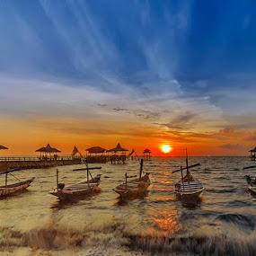 Sunrises...... by RIO DJOENED - Landscapes Sunsets & Sunrises