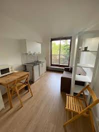 Studio meublé 15,81 m2