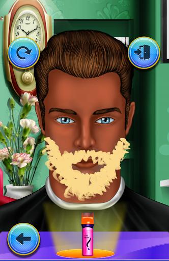 無料教育Appの理髪店 ひげと口ひげ 剃ります ゲーム|記事Game