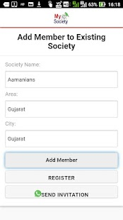Aamani Society - náhled