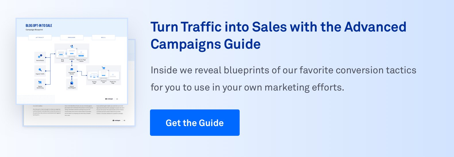 3 Step Process] How to Build a Sales Funnel that Takes the Cake