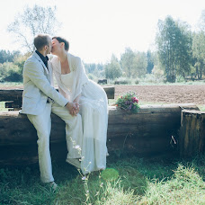 Wedding photographer Anna Makarova (Tinatin). Photo of 02.05.2017