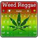 Weed Reggae Teclado icon