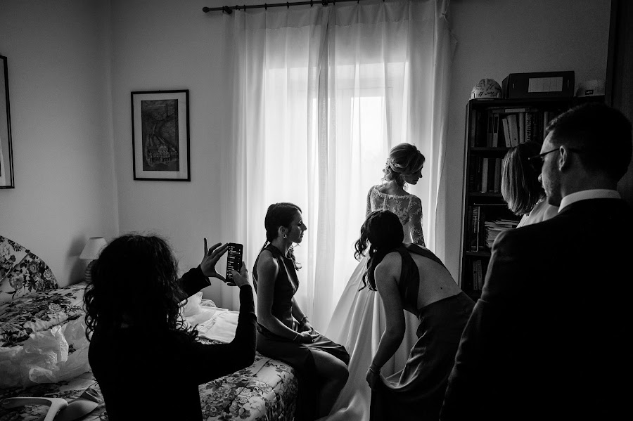 Wedding photographer Massimiliano Magliacca (Magliacca). Photo of 01.08.2019