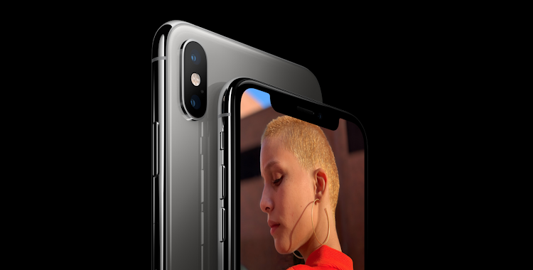 The iPhone Xs Max.