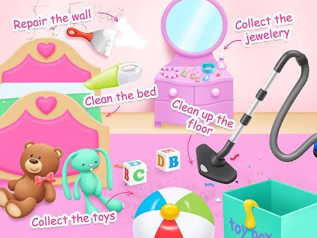 Doll House Cleanup 1.0.11 screenshot 641404