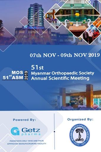 Myanmar Orthopaedic Society Meeting screenshot 5
