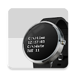 DosFace Watch Face Icon