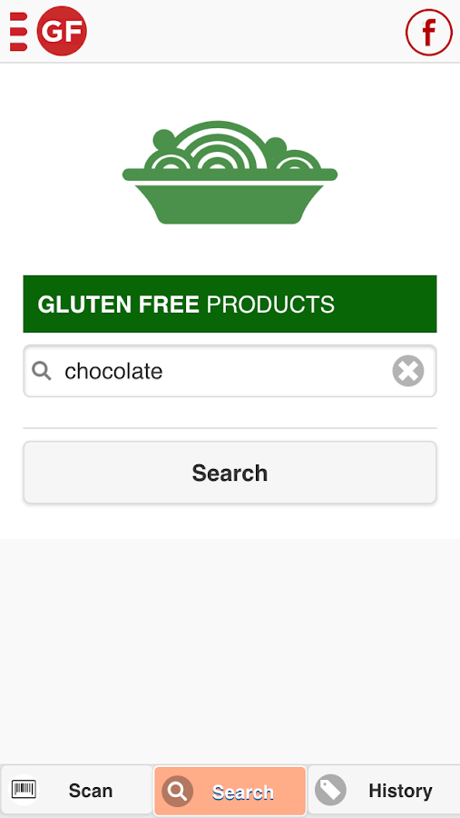 The Gluten Free Scanner · FULL- screenshot