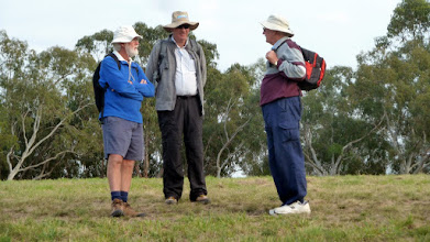 Photo: Captains Team on Giralang Ridge