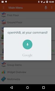 openHAB- screenshot thumbnail