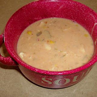 Creamy Corn Chowder.