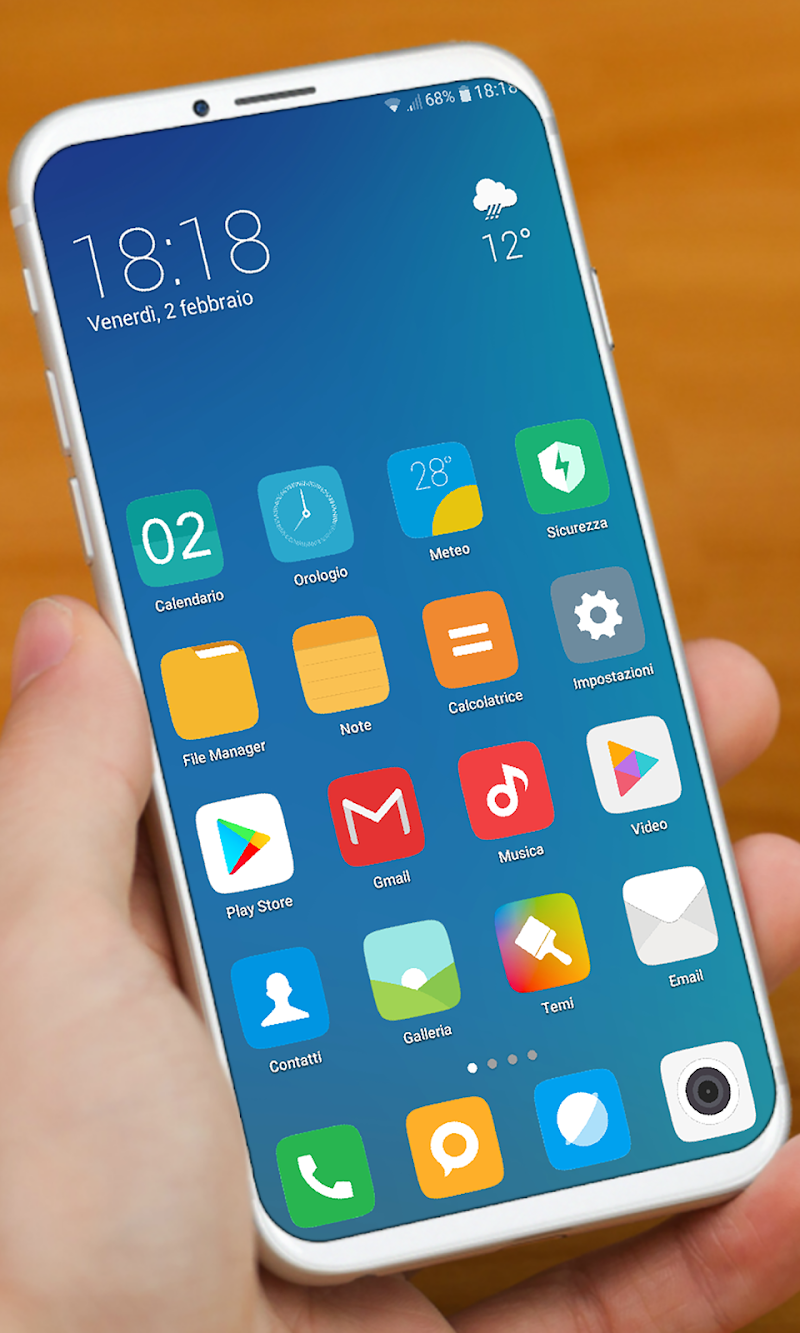 MIUI ORIGINAL - ICON PACK Screenshot 0