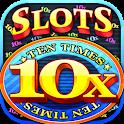 10x Slots - Ten Times Pay icon