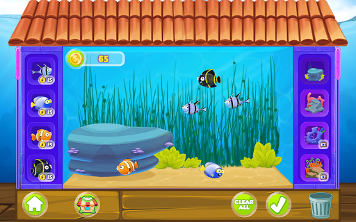 Aquarium Fish - My Aquarium Fish Tank screenshots 2