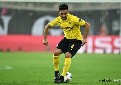 Duitse international die Dortmund de rug toekeert werd gespot in Barcelona