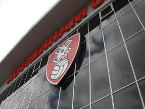 Photo: Rotherham United FC logo