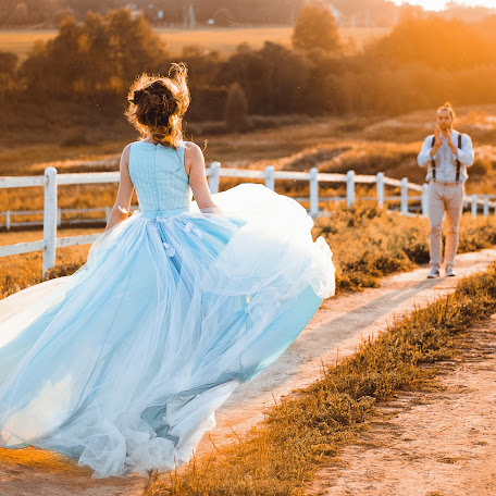 Hochzeitsfotograf Natalya Tamenceva (tamenseva). Foto vom 02.02.2018