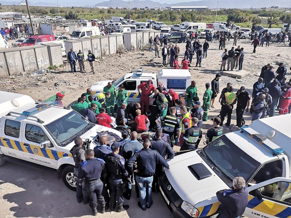 Wetstoepassingsagentskappe verenig hulle om 'polisiemoordenaars' in Kaapstad te vang - TimesLIVE