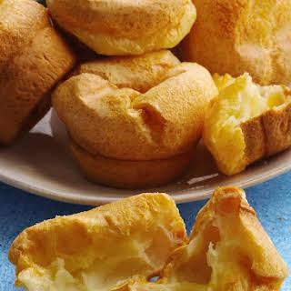 One Step Brazilian Pao de Queijo Brazilian Cheese Bread.