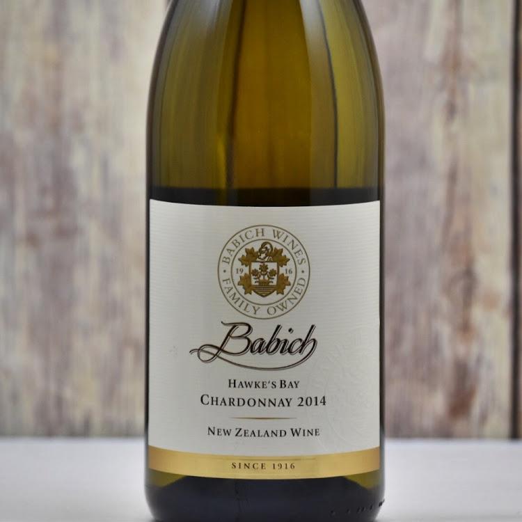 Logo for Babiche Hawke's Bay Chardonnay