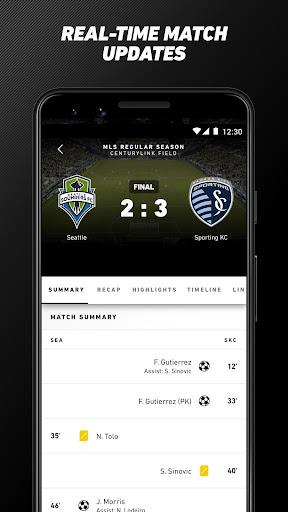 MLS MatchDay 2011 screenshot 5