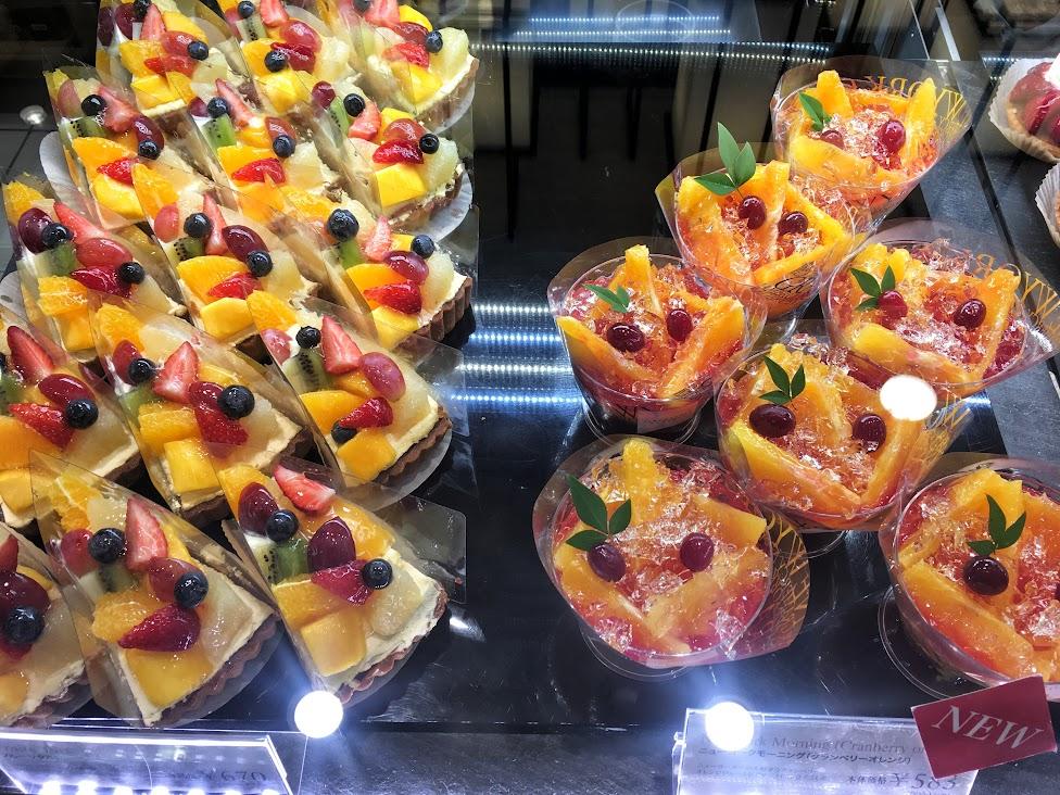 japońskie słodycze