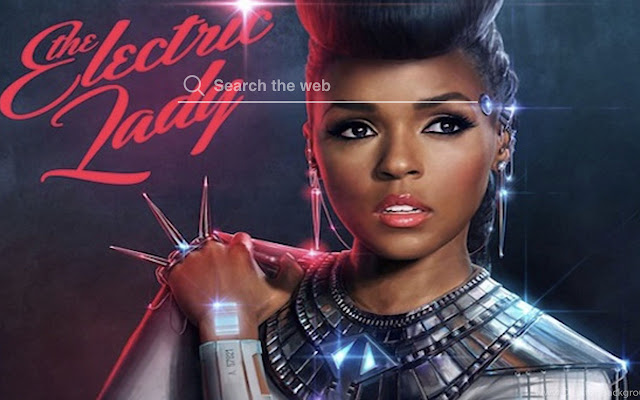 Janelle Monae Wallpapers New Tab Theme