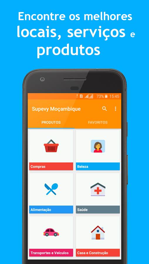 Supevy Moçambique- screenshot