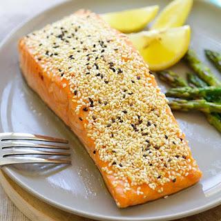 Sesame Salmon