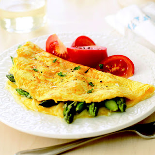 Asparagus and GruyèRe Omelet Recipe
