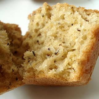 Earl Grey Tea Muffins.