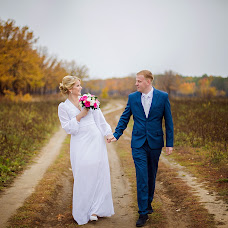 Wedding photographer Lyubov Chernova (Lchernova). Photo of 14.10.2015
