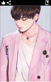 V BTS Wallpaper - náhled