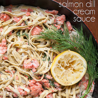 Dill Lemon Butter Cream Sauce Recipes