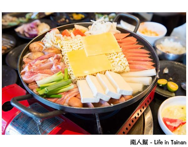 韓式料理 無煙燒肉雙人四人套餐.東大門韓國烤肉料理館