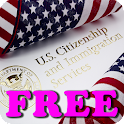 US Citizenship Test 2016 Free icon