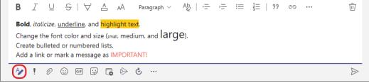 Microsoft Teams操作画面