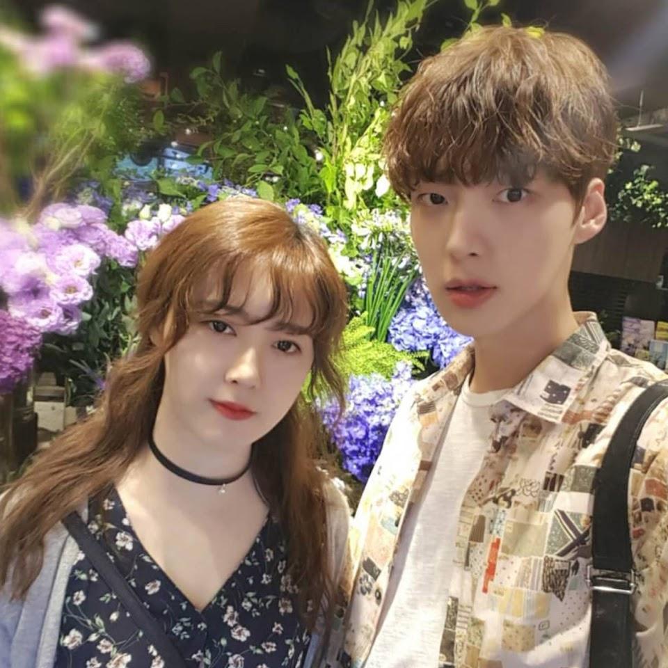ahn jae hyun goo hye sun love story 1