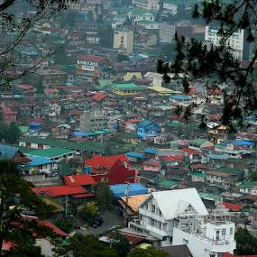 The City by Jerson Jeff - Landscapes Travel ( jerson biado )