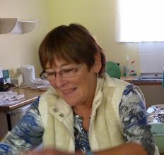 Photo: Ladies at work- Shirley Jones, Mavis Voice & Carole Davies.