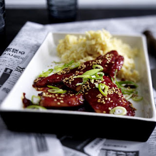 Chinese Style Sesame Chicken
