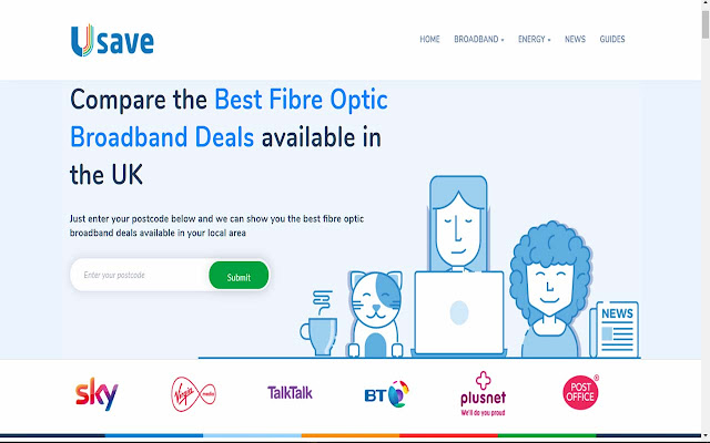 Choosing The Right Fibre Broadband Package