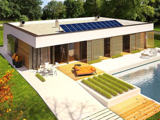 projekt EX 7 z wiatą Energo Plus