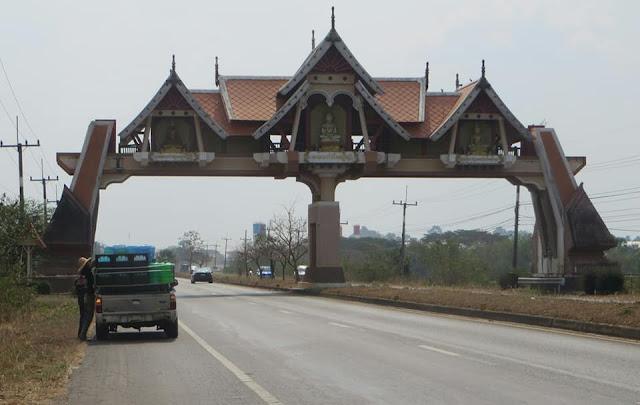 Bài số 71. Từ Mukdahan đến Ubon Ratchathani